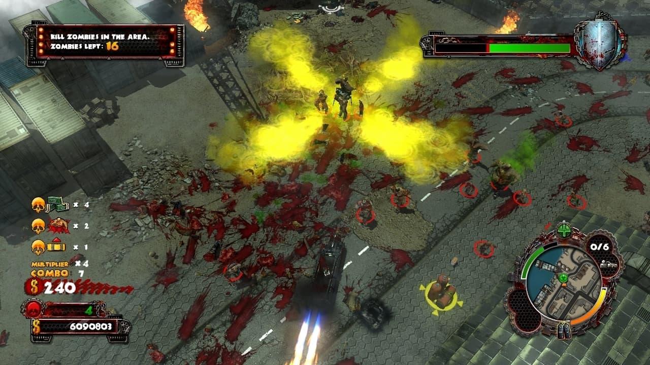 Zombie Driver HD Xbox