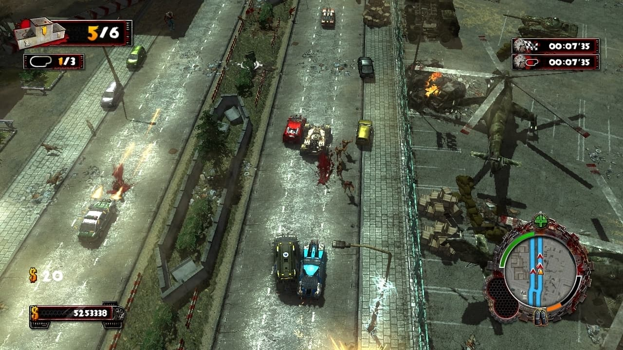 Zombie Driver HD - Image n°6