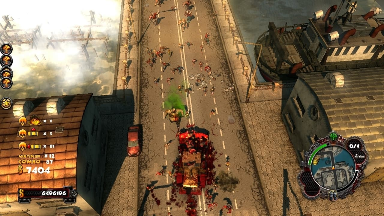 Zombie Driver HD - Image n°7