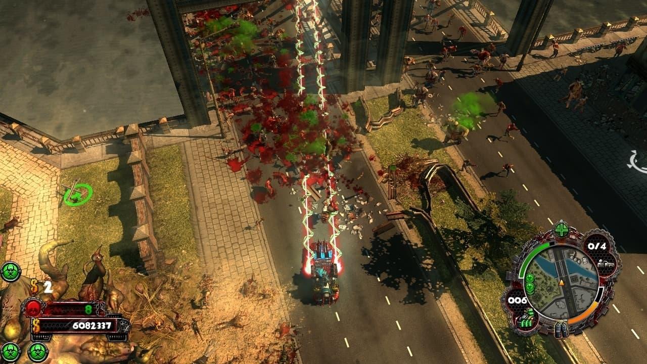 Zombie Driver HD Xbox 360