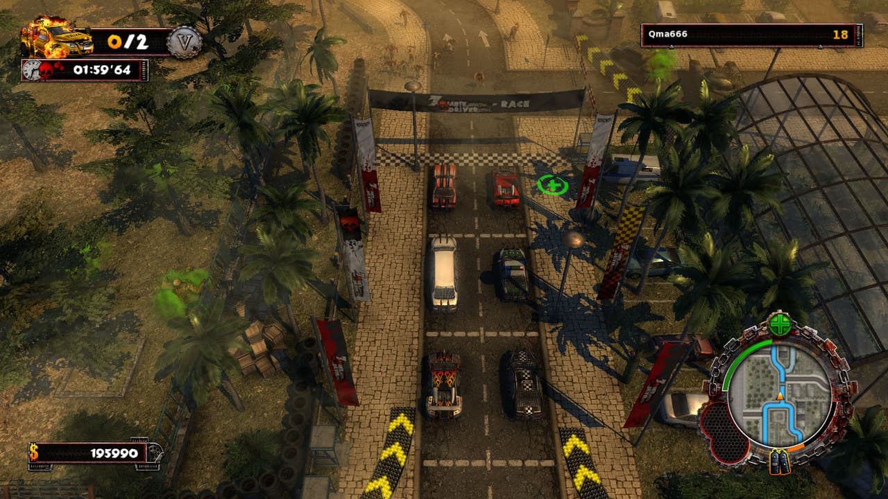 Zombie Driver: Ultimate Edition - Image n°6