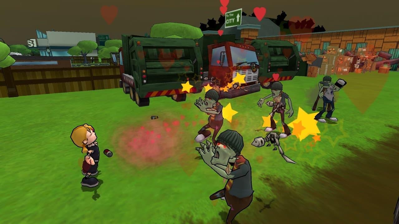 Zombie Wranglers Xbox 360