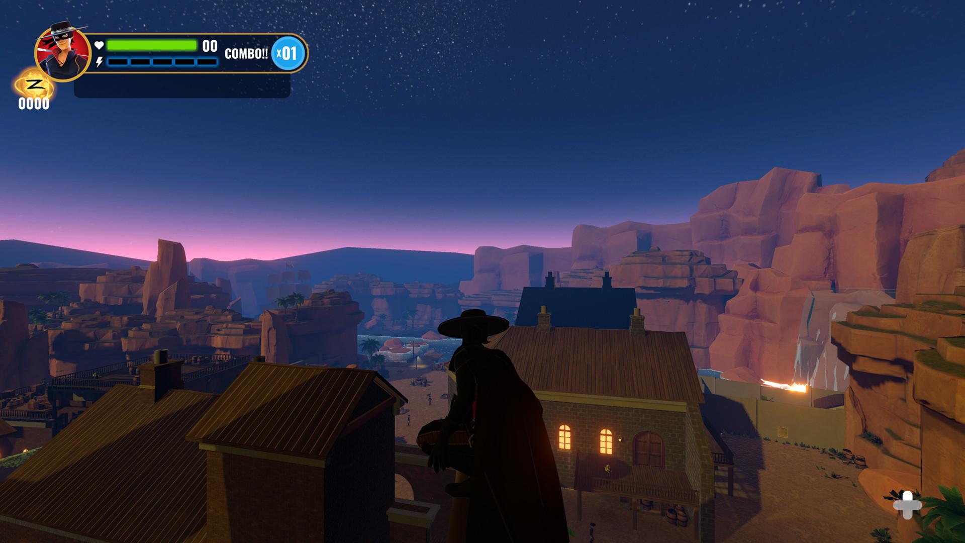 Zorro The Chronicles, The Game Xbox Series X & S