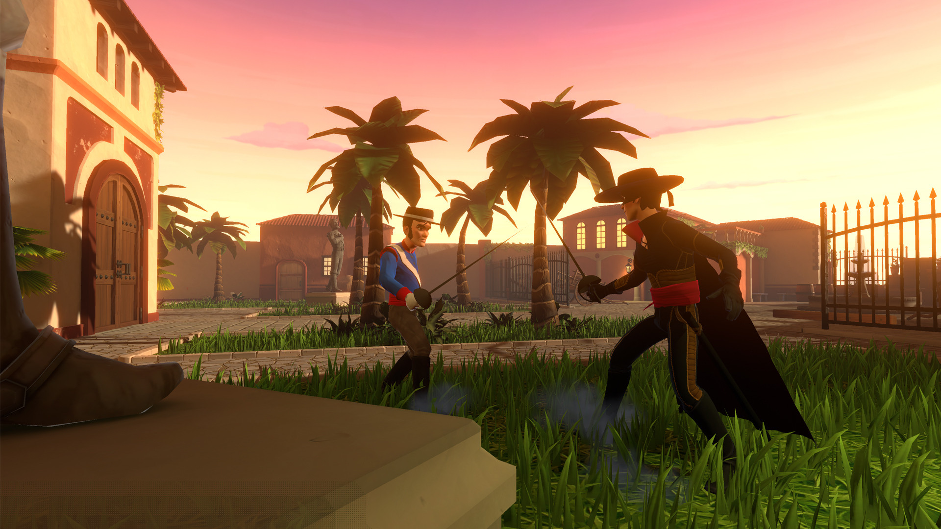 Xbox Series X & S Zorro The Chronicles, The Game