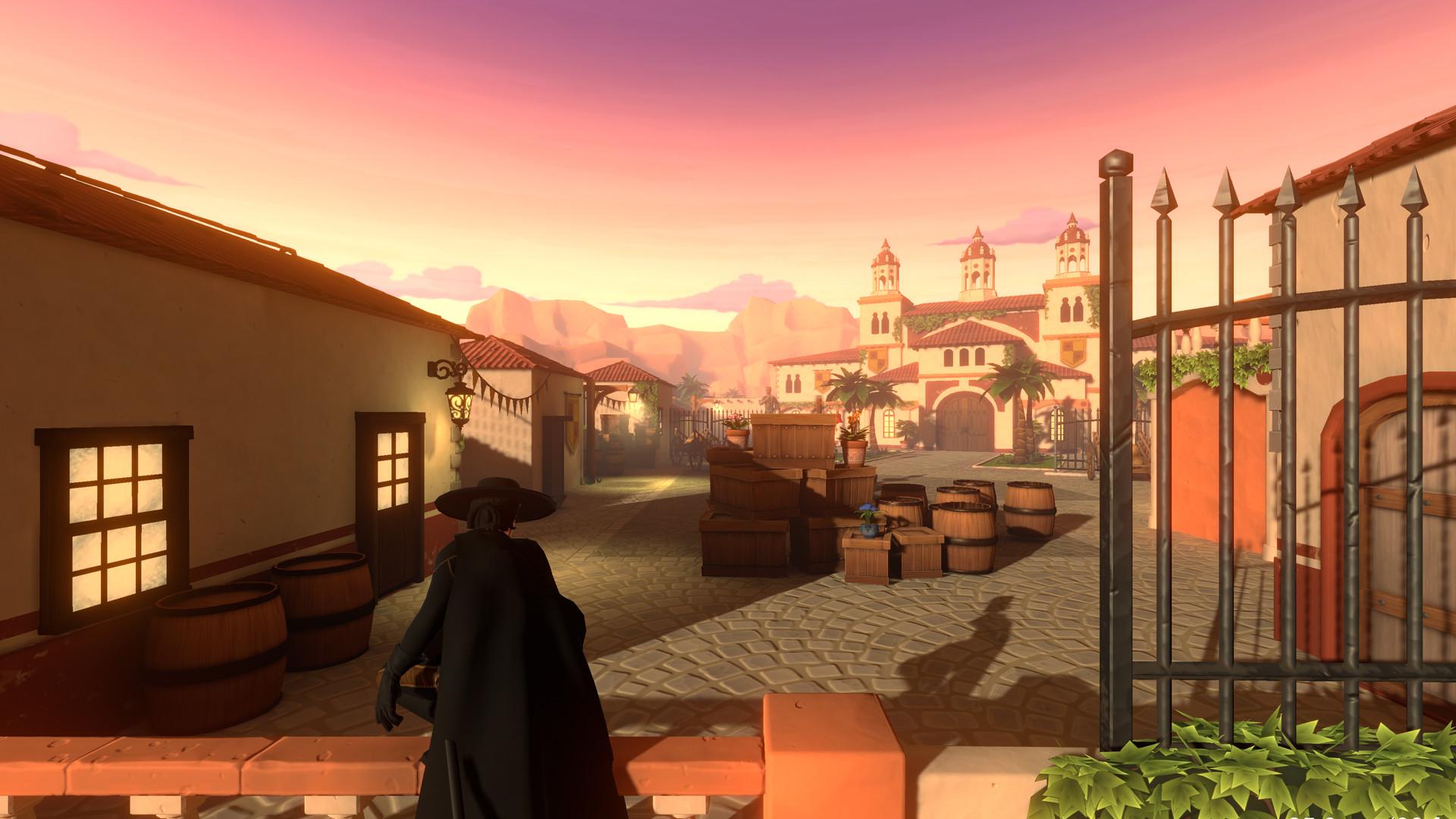 Zorro The Chronicles, The Game Xbox