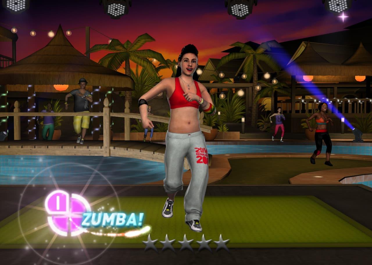 Zumba Fitness 2 Xbox