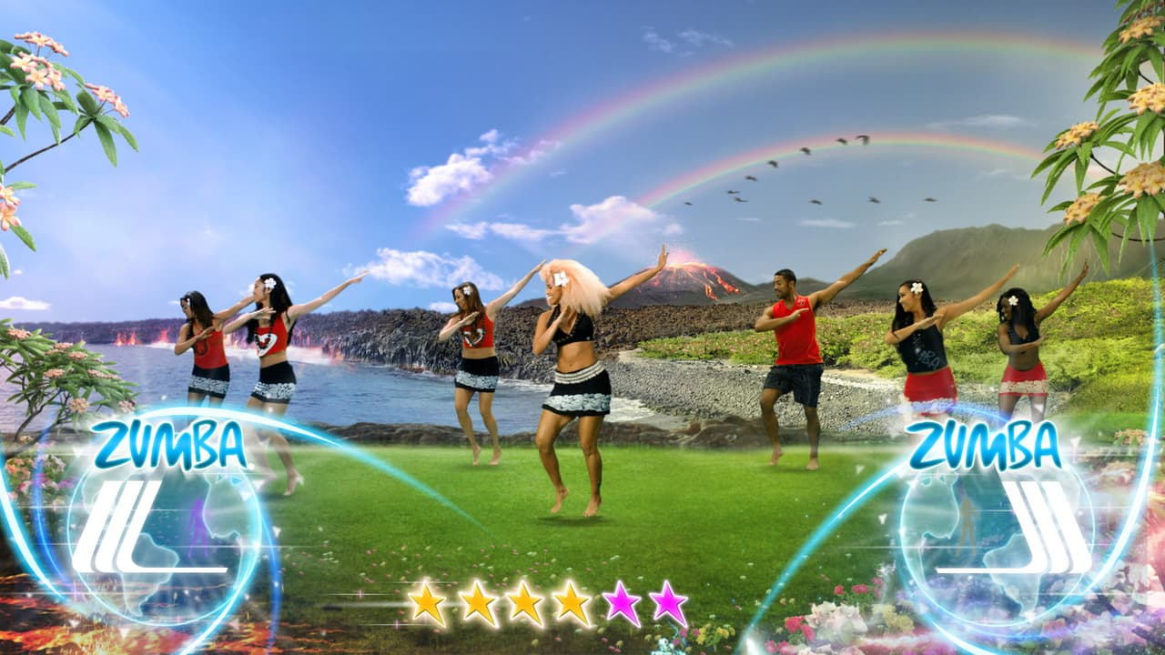 Zumba Fitness World Party Xbox One Kinect